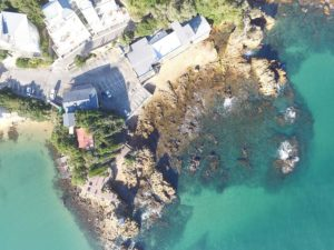 Beacon House aerial view