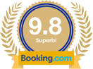 Bookings.com Badge