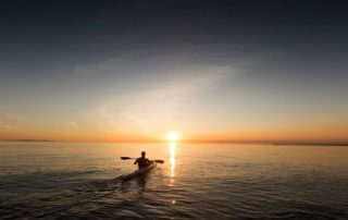 Canoeing in Knysna