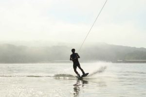 Wakeboarding in Knysna